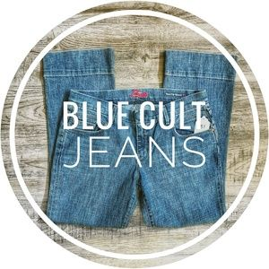 Blue Cult  Jeans NWT